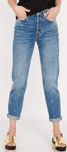 Nwt Buffalo David Bitton highrise girlfriend jeans